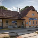 Vlakové nádraží na Slezském Předměstí